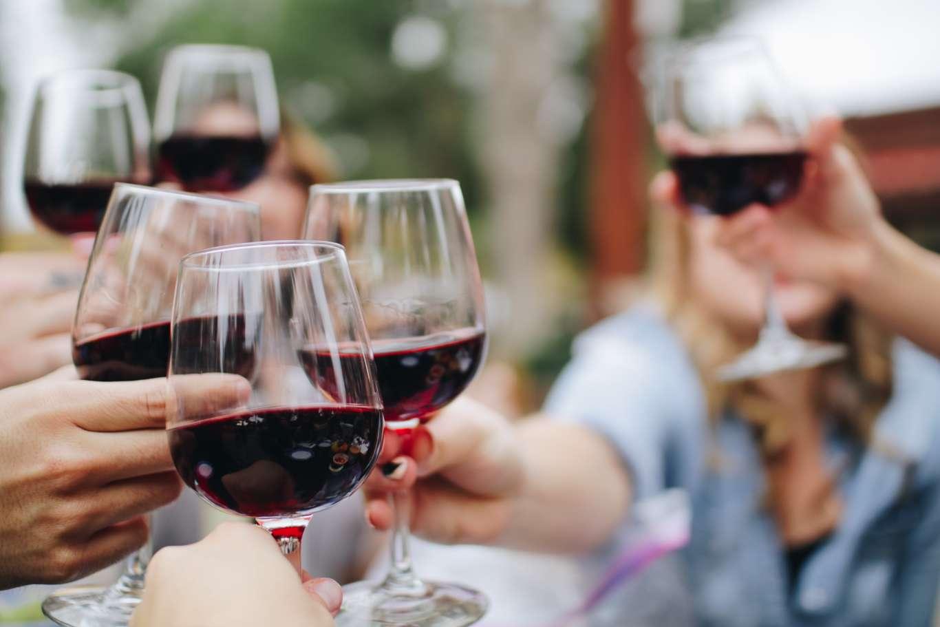 Hoe wordt wijn gemaakt