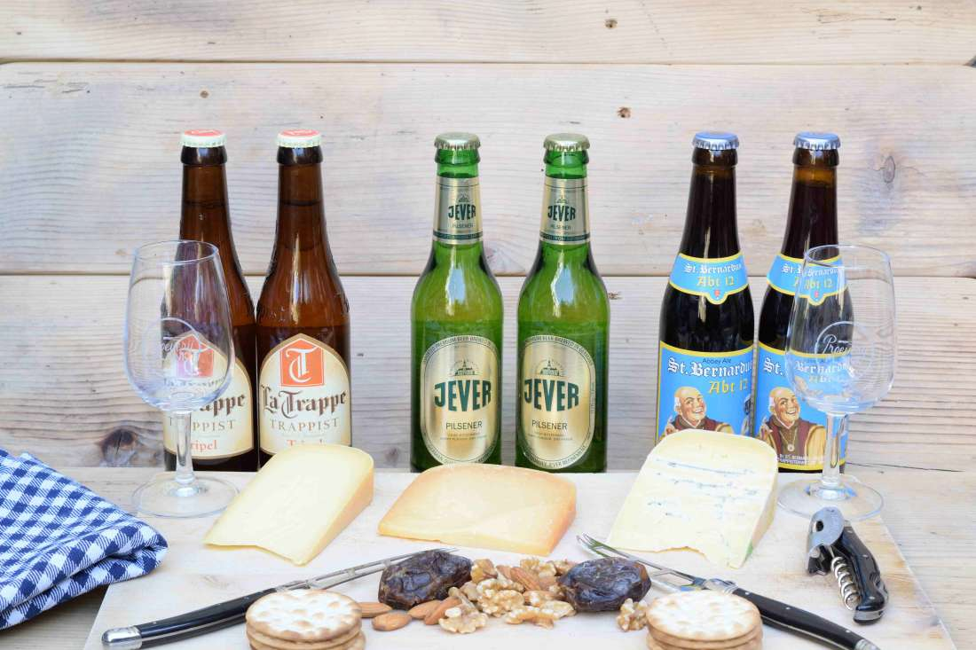 Thuisproeverij speciaal bier