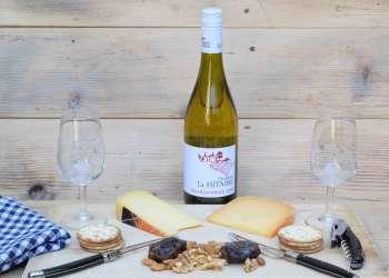 3. Chardonnay/ Roodflora kaas
