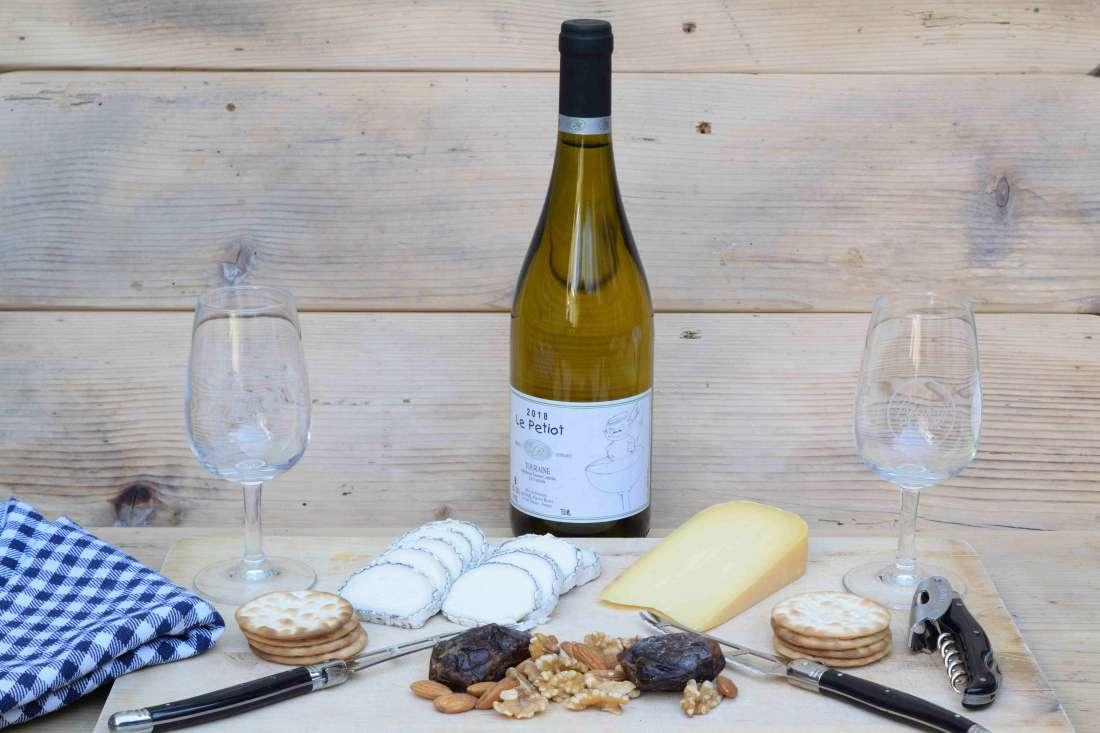 Sauvignon blanc/ Geitenkaas