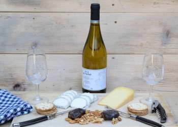 2. Sauvignon blanc/ Witschimmel geitenkaas